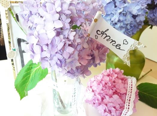 Namensschilder für Tisch Dekoration Hochzeit